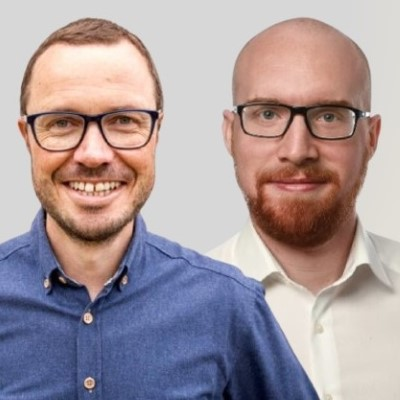 Scrumday Barcelona 2020 - Barry Overeem & Johannes Schartau